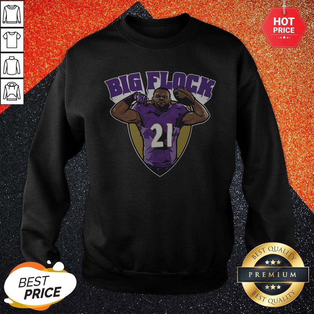 Mark Ingram Big Flock 21 Sweatshirt