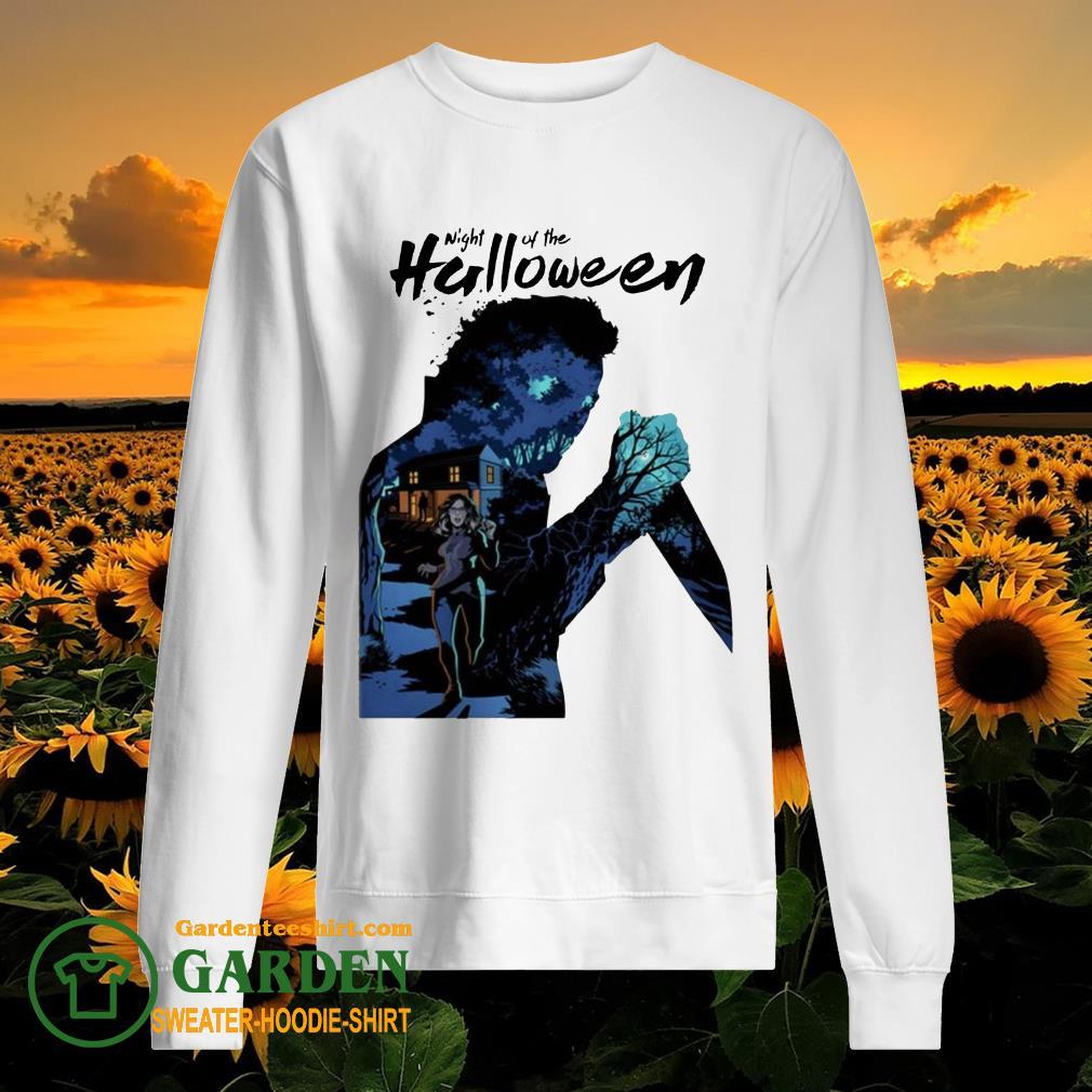 Michael Myers Night Of The Halloween sweater
