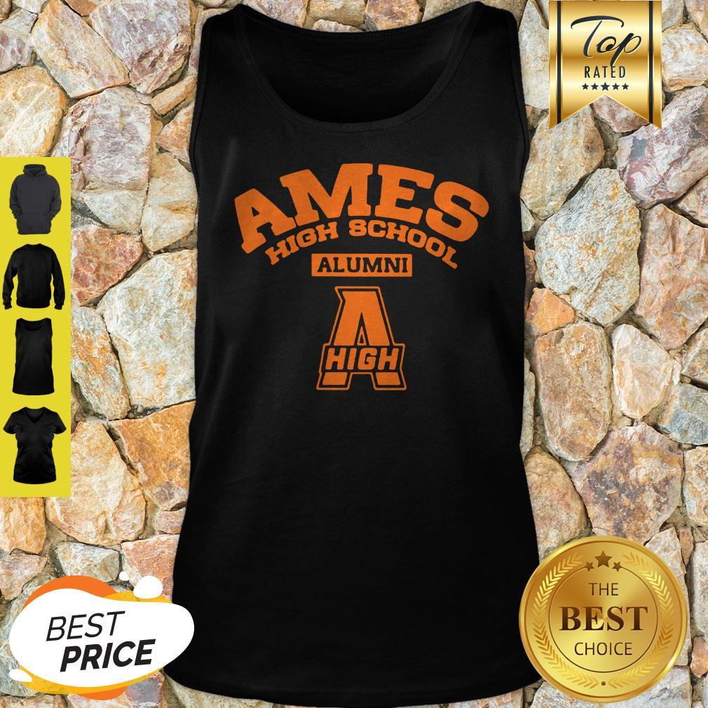 Nice Ames High School Alumni High Tank Top