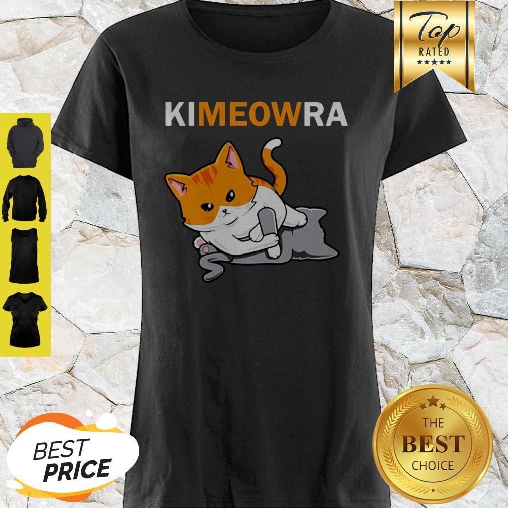 Nice Cats Jiu-Jitsu Kimura Kimeowra Shirt