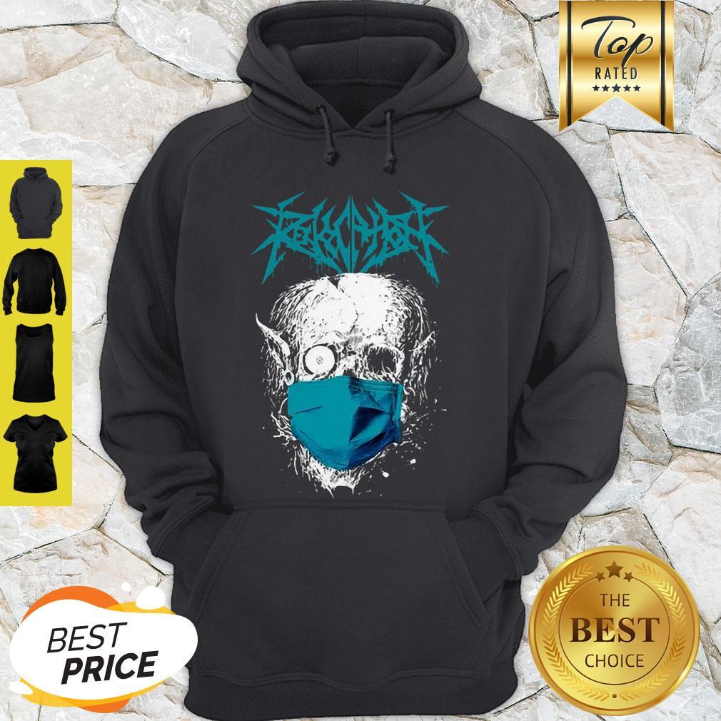 Official Skull Revocation Coronavirus Hoodie