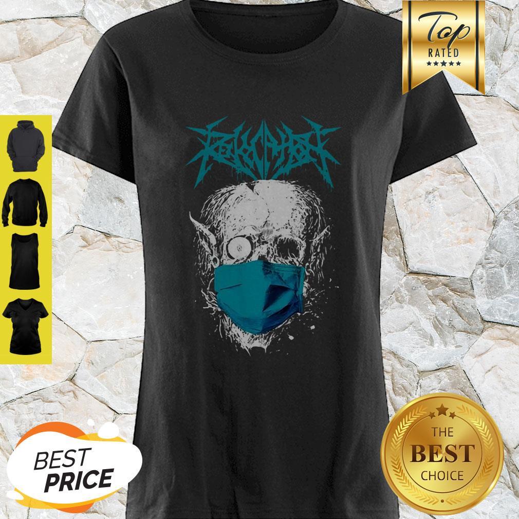 Official Skull Revocation Coronavirus Shirt