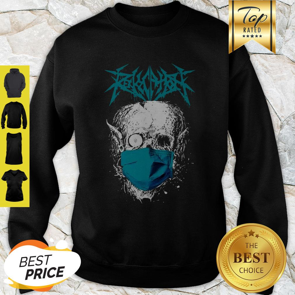 Official Skull Revocation Coronavirus Sweatshirt