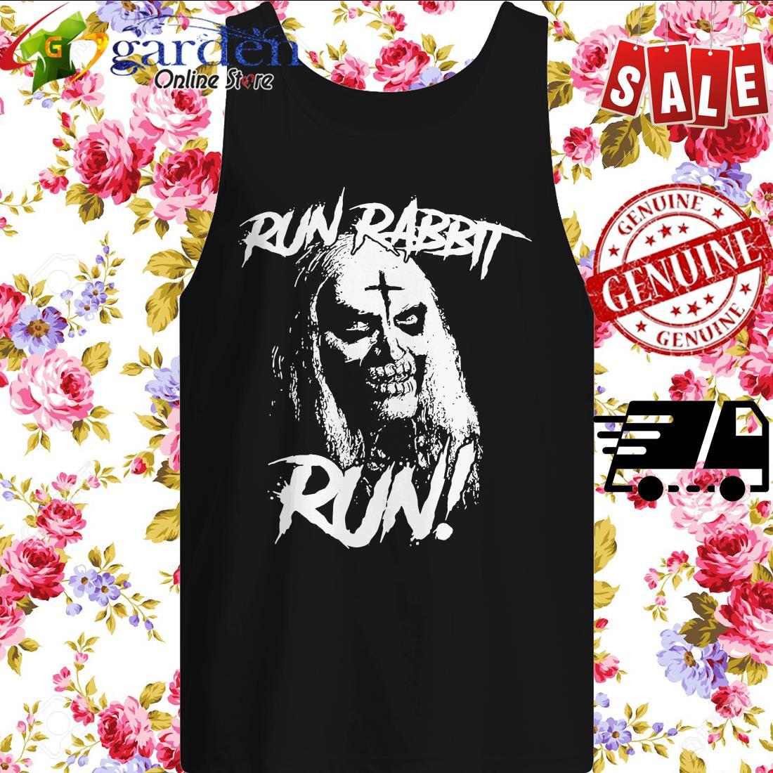Otis B. Driftwood Run Rabbit Run tank top