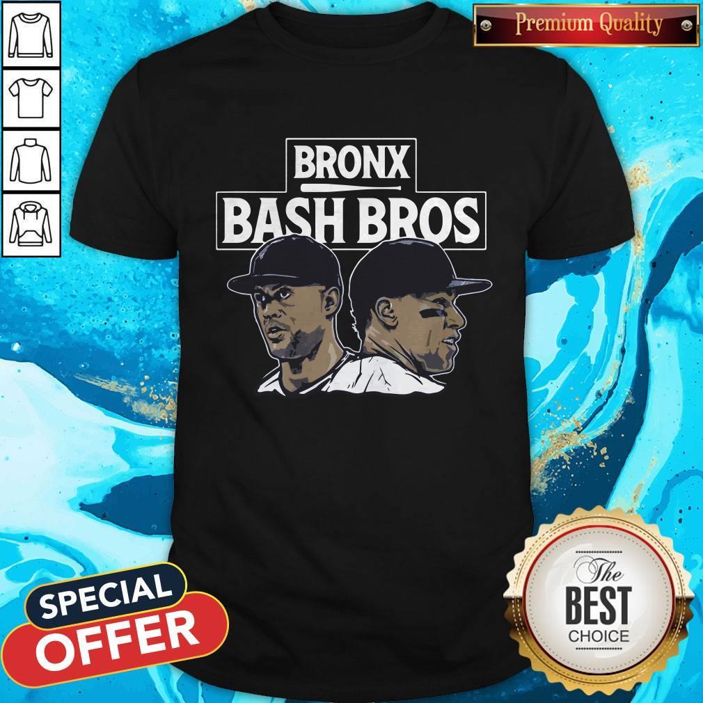 Premium Judge Stanton Bronx Bash Bros Official Shirt