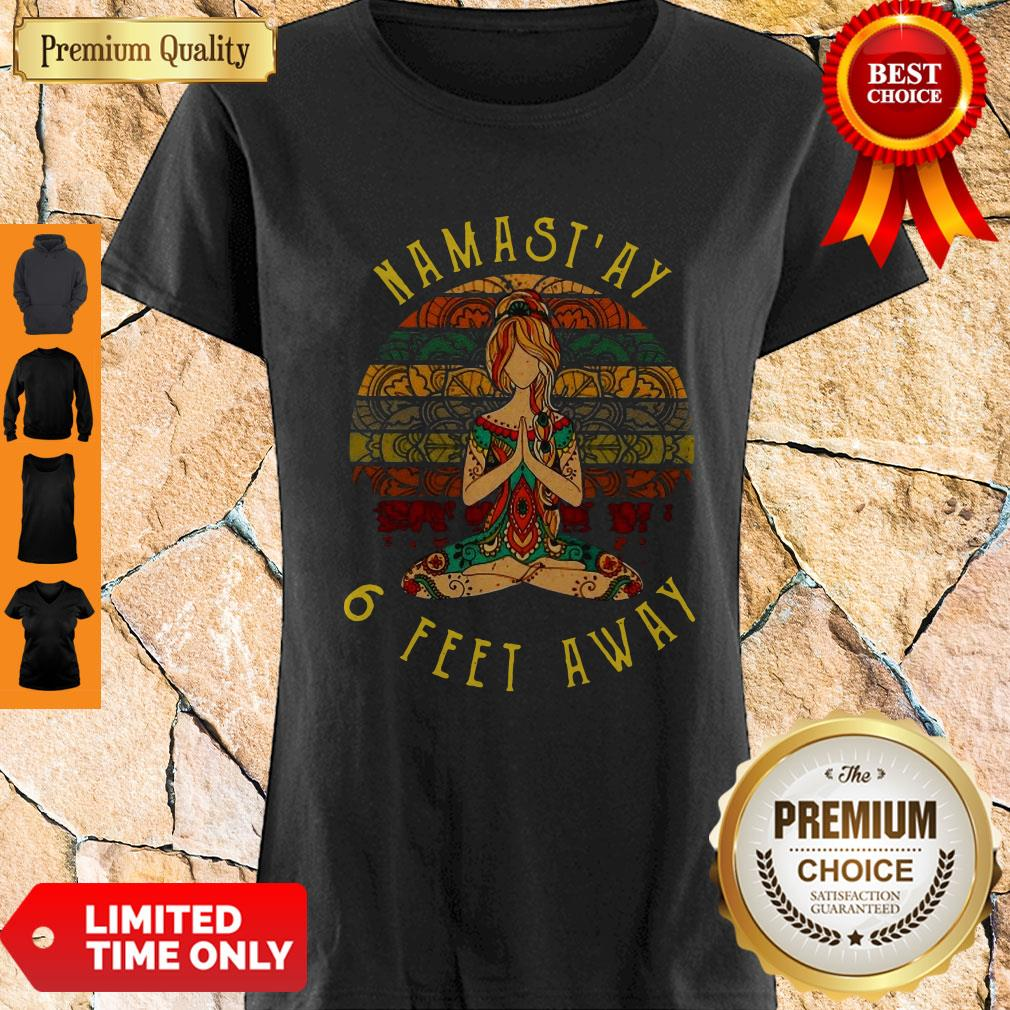 premium-namastay-6-feet-away-vintage-shirt.jpg April 14, 2020 205 KB 1010 by 1010 pixels Edit Image Delete Permanently Alt Text Describe the purpose of the image(opens in a new tab). Leave empty if the image is purely decorative.Title Premium Namast'ay 6 Feet Away Vintage Shirt Caption Premium Namast'ay 6 Feet Away Vintage Shirt