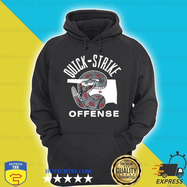 Quick strike offense s hoodie