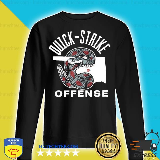 Quick strike offense s sweater
