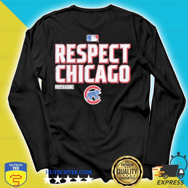 Respect Chicago Shirt longsleeve