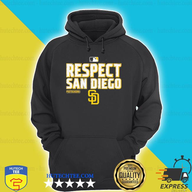 Respect san diego padres s hoodie