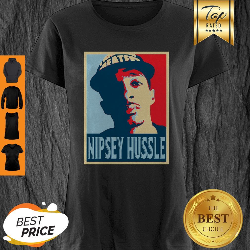Rip Nipsey Hussle 1985-2019 Poster Shirt