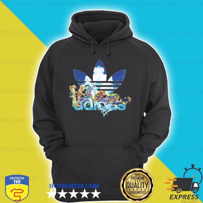 Scuba diving adidas logo s hoodie