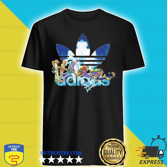 Scuba diving adidas logo shirt