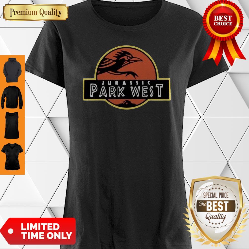 Official Jurassic Park West Utsa Athletics Shirt
