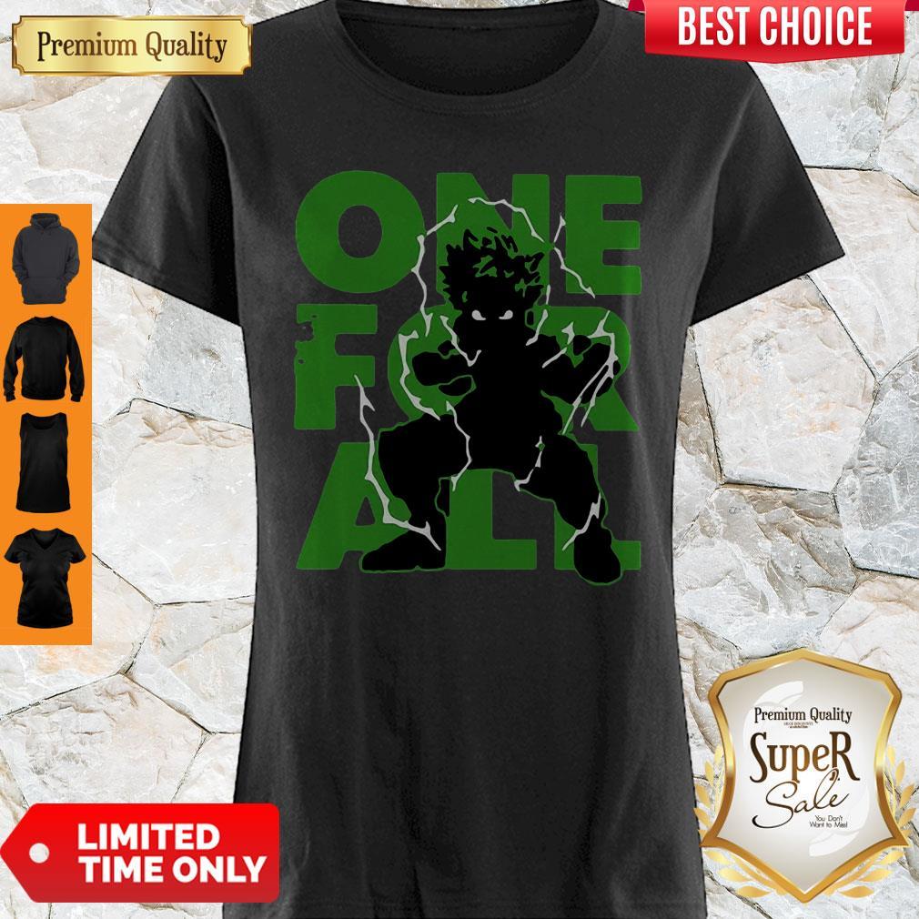 Nice One For All 2020 My Hero Academia Shirt