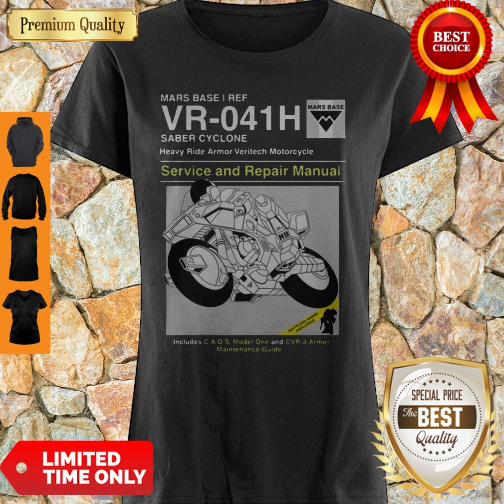 Awesome Mars Base REF VR041H Saber Cyclone Shirt
