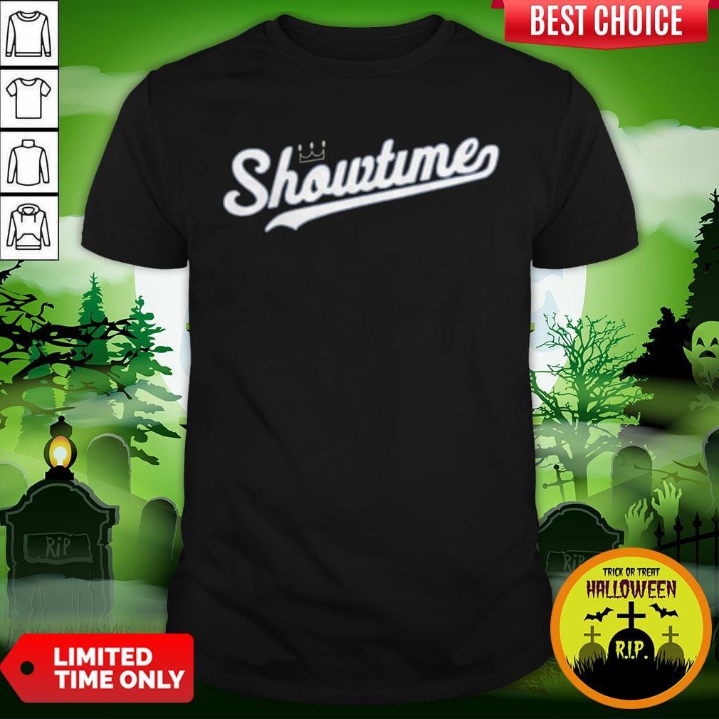 Halloween 2020 Showtimes Showtime Baseball Halloween Shirt, hoodie, sweatshirt, longsleeve tee