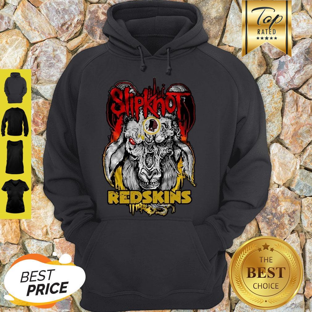 Slipknot Goat Washington Redskins Hoodie