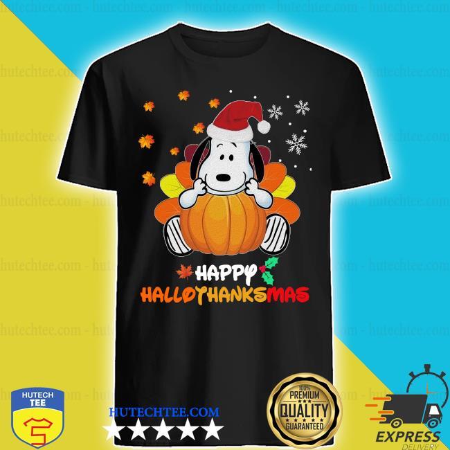 Snoopy happy hallo thanks mas shirt