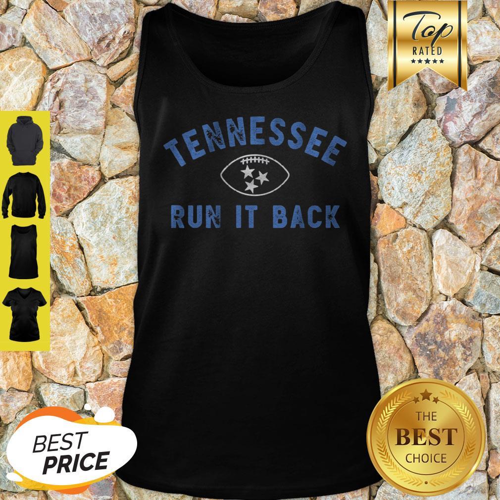 Tennessee Titans Run It Back 2020 Tank Top
