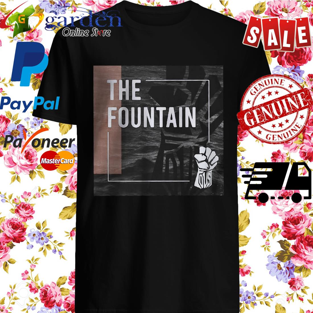 The Fountain Movie Shirt