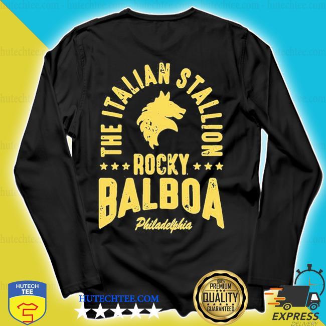 The italian stallion rocky balboa philadelphia stars s longsleeve