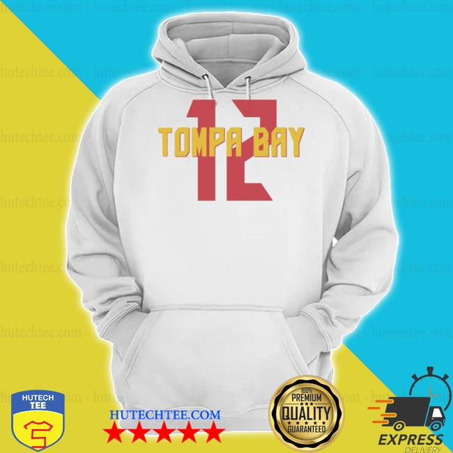 Tompa Bay 12 Shirt hoodie