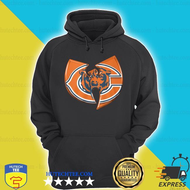 Wu Tang Chicago Bears s hoodie