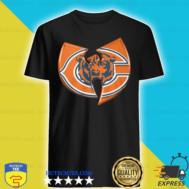 Wu Tang Chicago Bears shirt