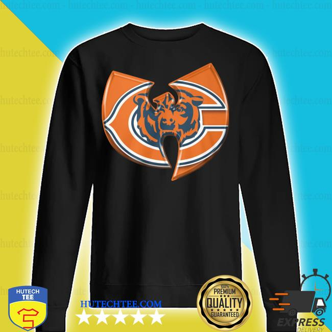 Wu Tang Chicago Bears s sweater