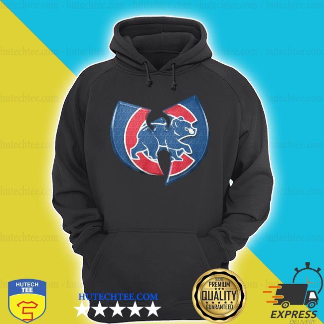 Wu Tang Chicago Cubs s hoodie