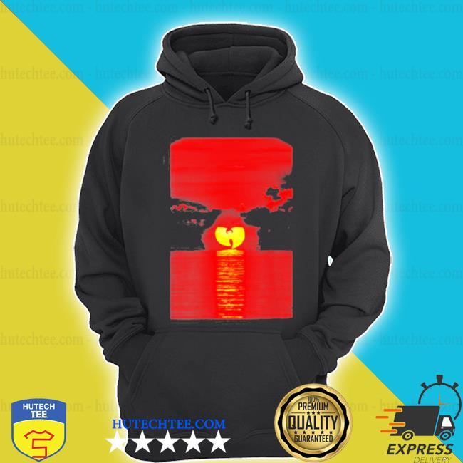 Wu-tang Sunset Shirt hoodie
