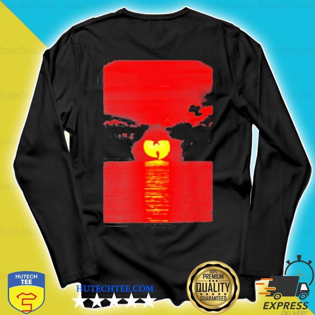 Wu-tang Sunset Shirt longsleeve