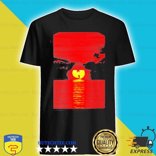 Wu-tang Sunset Shirt