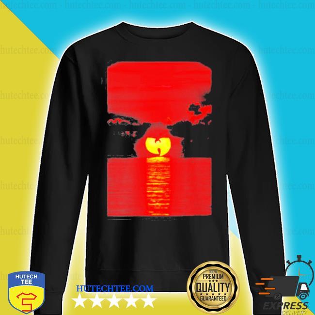 Wu-tang Sunset Shirt sweater