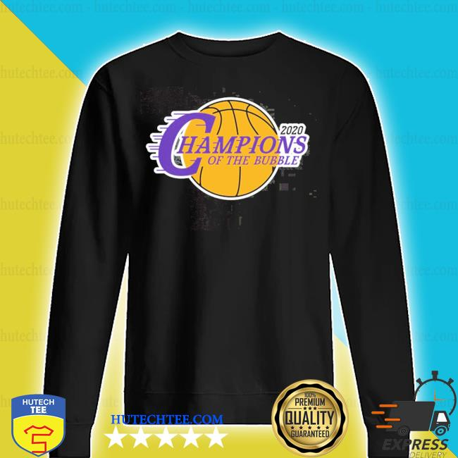 2020 los angeles champions of the bubble s sweater