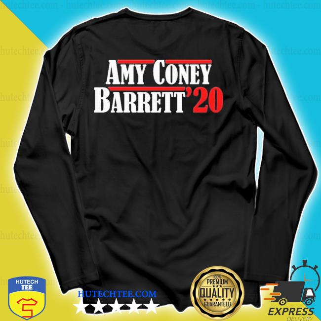 Amy coney barrett justice acb for 2020 president s longsleeve