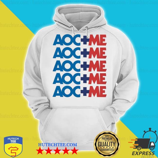 Aoc plus me s hoodie