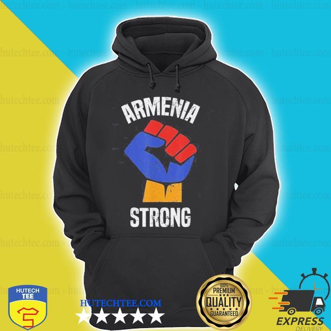 Armenia strong shirt artsakh republic defend armenian fist s hoodie