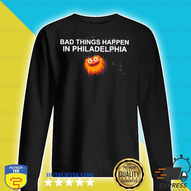 Bad things happen in philadelphia 2020 s sweater