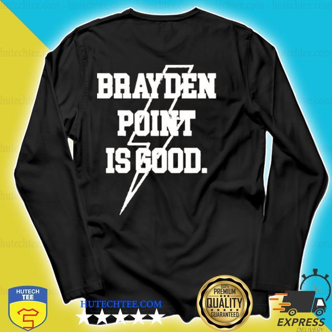 Brayden point is good 2020 s longsleeve