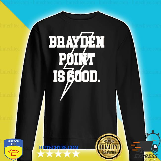 Brayden point is good 2020 s sweater