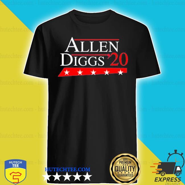 Buy allen diggs 2020 for president s shirt