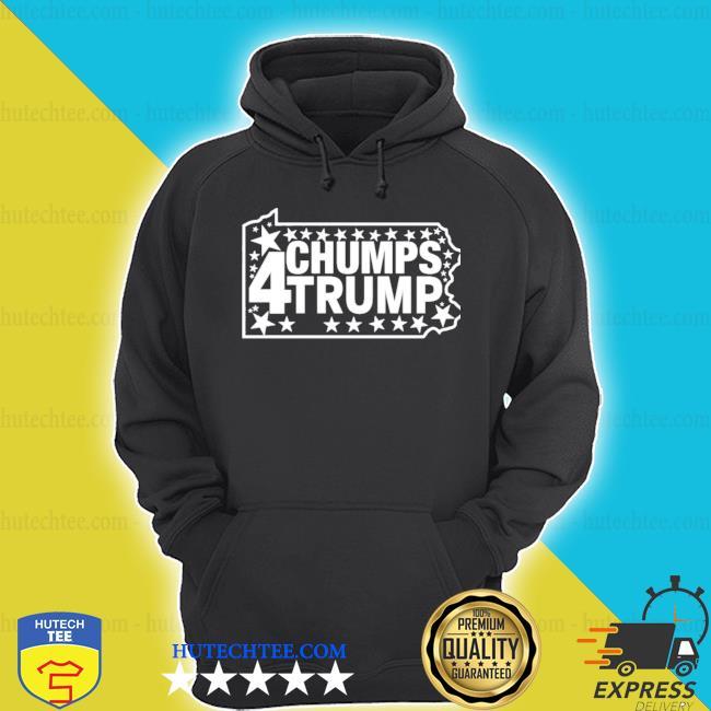 Chumps for trump pa map shirt