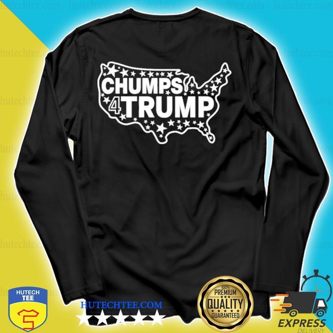 Chumps for trump usa map s longsleeve