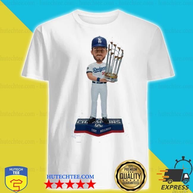 Cody Bellinger Los angeles dodgers 2020 world series champions shirt