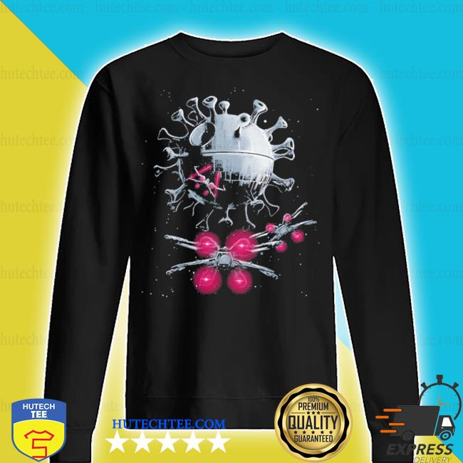 Coronavirus death star covid 19 s sweater