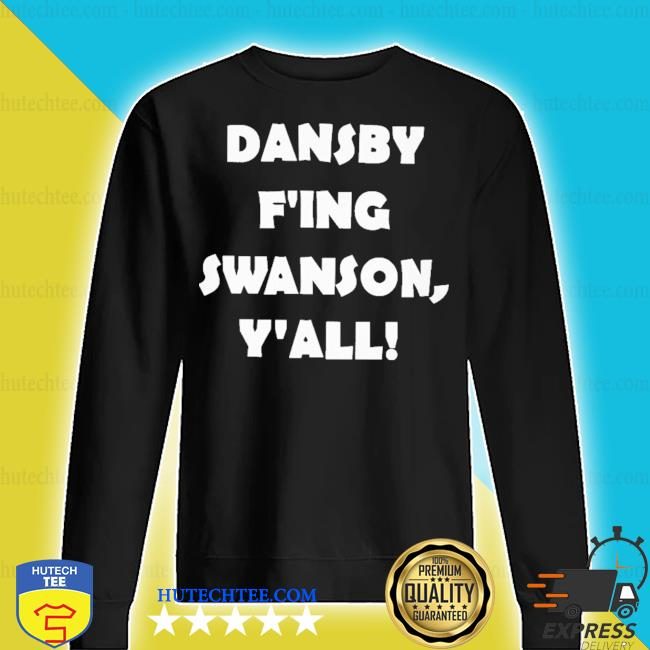 Dansby f'ing swanson y'all s sweater