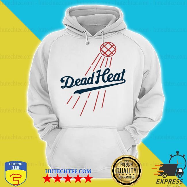 Dodgers dead heat s hoodie