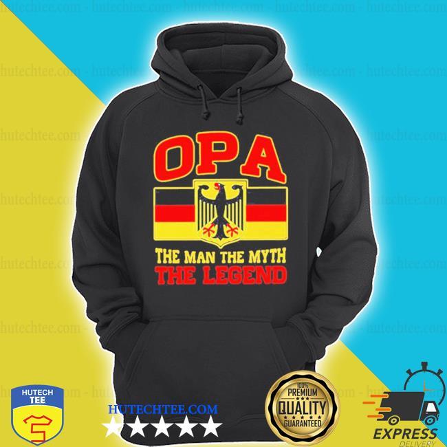 Germany OPA the man the myth the legend 2020 shirt